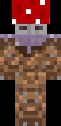 Fungi Man Nova Skin