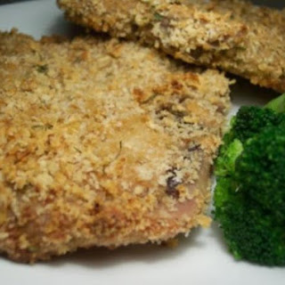 Crunchy Smoky Pork Chops