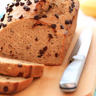 HG's Best-Ever Chocolate Chip Banana Bread
