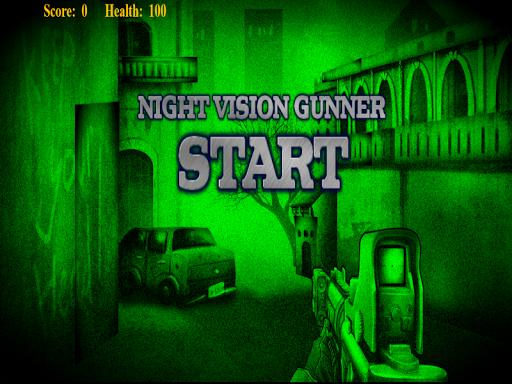 Night Vision Gunner