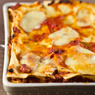 Pork and Fennel Lasagna Recipe