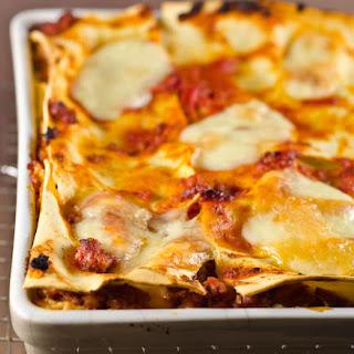 Pork and Fennel Lasagna
