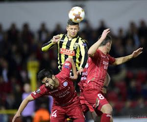 Zulte Waregem zorgt na spannende clash met Vitesse voor eerste Belgisch puntengewin in Europese poules