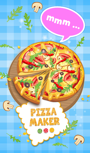 Pizza Maker Kids -Cooking Game  screenshots 13
