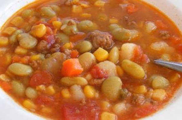 My Granddaughter's Campus Stew Recipe