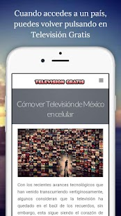 Televisión Gratis Review- screenshot thumbnail