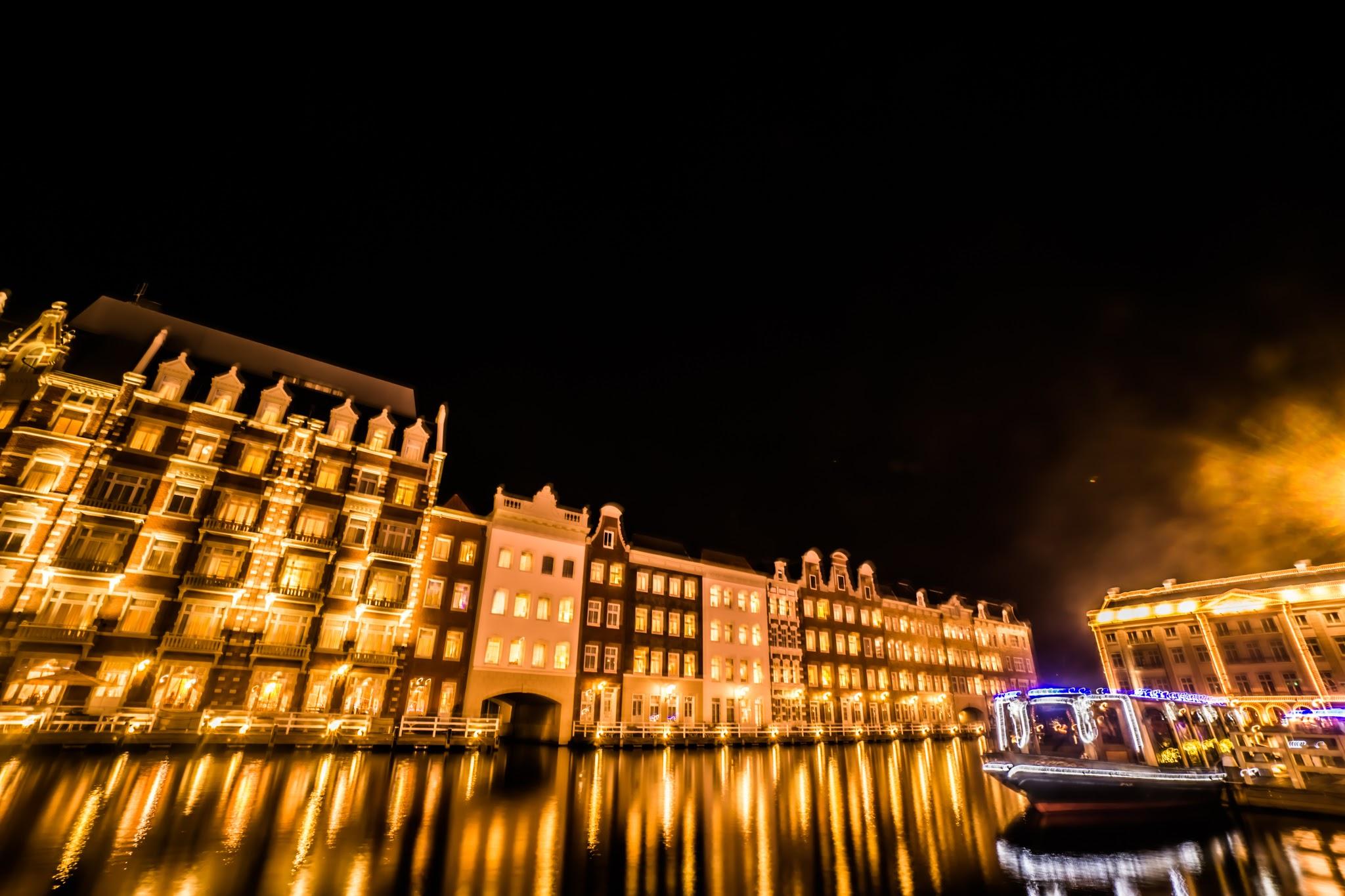 Huis Ten Bosch illumination Kingdom of light Hotel Europe2