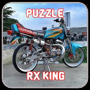 Puzzle Modifikasi Rx King - náhled