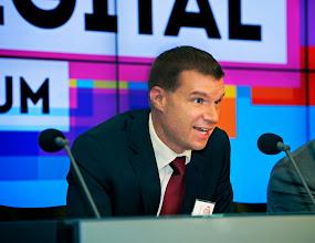 Photo: Dennis Kredler, director-general of the European Retail Round Table
