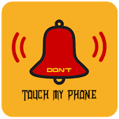 Don't Touch My Phone (Anti-Theft Security Alarm)