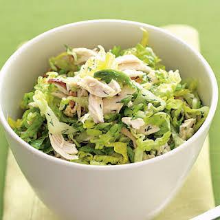 Greek-Style Chicken Salad.