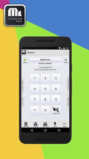 Screenshot for M1 Touch Pro in United States Play Store