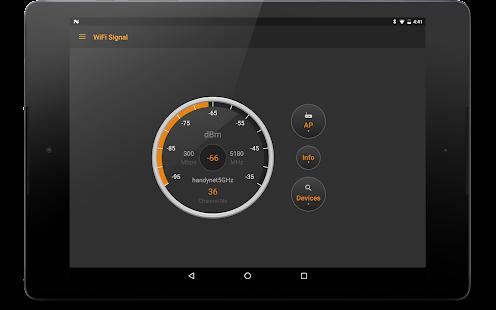 WiFi Signal Screenshot 7