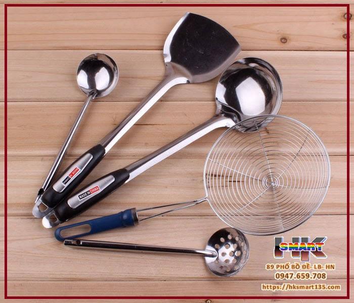 Bộ dụng cụ làm bếp 5 món