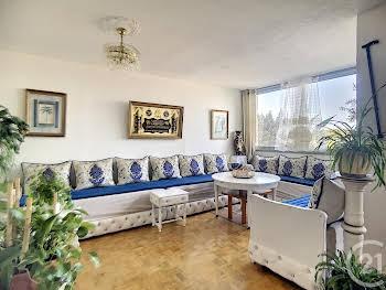 Appartement 4 pièces 87,96 m2
