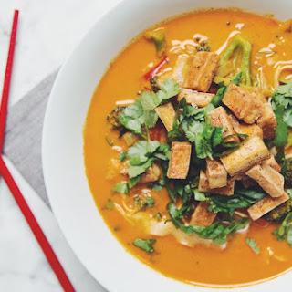 Golden Curry Noodle Soup →.