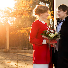 Wedding photographer Alina Maevskaya (AlinaM7). Photo of 31.10.2016