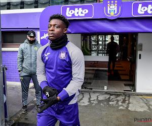 Anderlecht sait que Jérémy Doku va partir, mais ça ne devrait pas être tout de suite