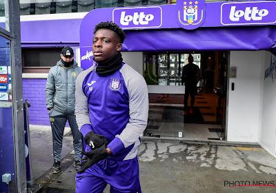 """Doku sur le départ ? """"Il se sent bien à Anderlecht, mais un transfert ne peut jamais être exclu"""""""