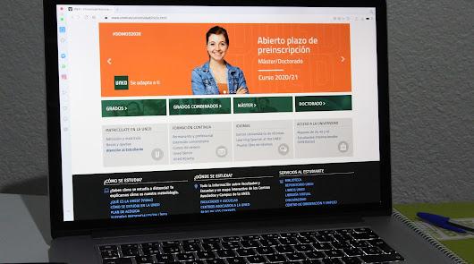 UNED Almería abre la preinscripción de 67 másteres y 20 programas de doctorado