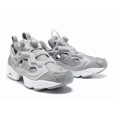 Reebok Pump Fury Grey