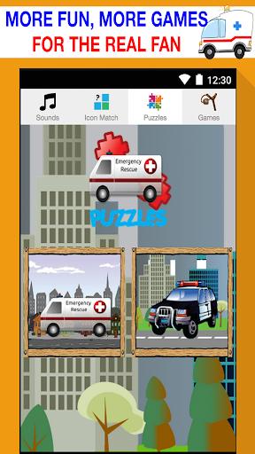 Ambulance Emergency Games Kids