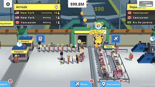 Idle Tap Airport 1.14.1 screenshots 4