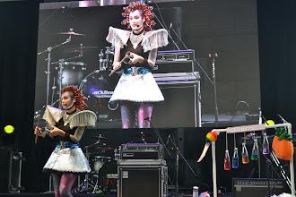 Photo: Amaris Vitale y su musical El Planeta Agradece