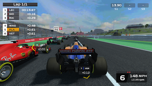 F1 Mobile Racing 1.15.6 screenshots 1