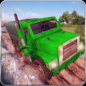 Offroad Trucker Muddy Car Drive: Hill Adventure icon