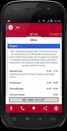 Blackboard Restaurant Finder for PC