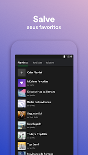 Spotify Lite Screenshot