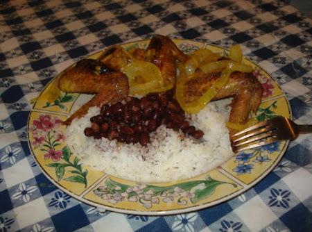 Quick Cuban Black Beans Recipe