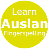 Learn Auslan Fingerspelling