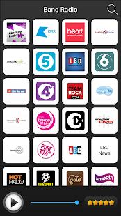 UK Radio - English Internet Online FM AM - náhled