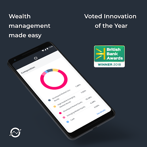 Moneyfarm   Investing & Wealth Management  screenshots 1
