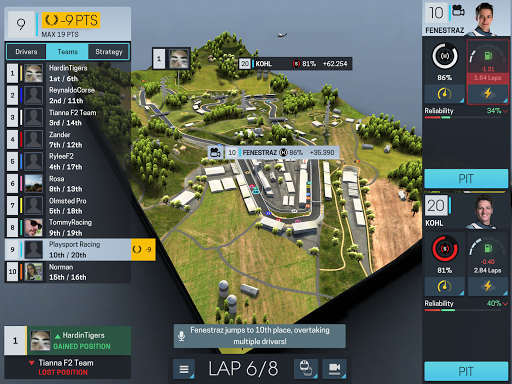Motorsport Manager Online 2020.3.0 screenshots 16