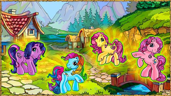 My little pony apk скачать