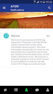 AFGRI Agricultural Application - náhled