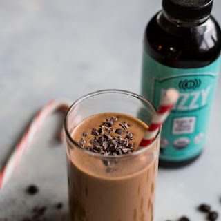Peppermint Mocha Protein Smoothie