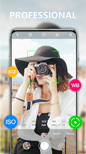 HD Camera - Quick Snap Photo & Video Screenshot
