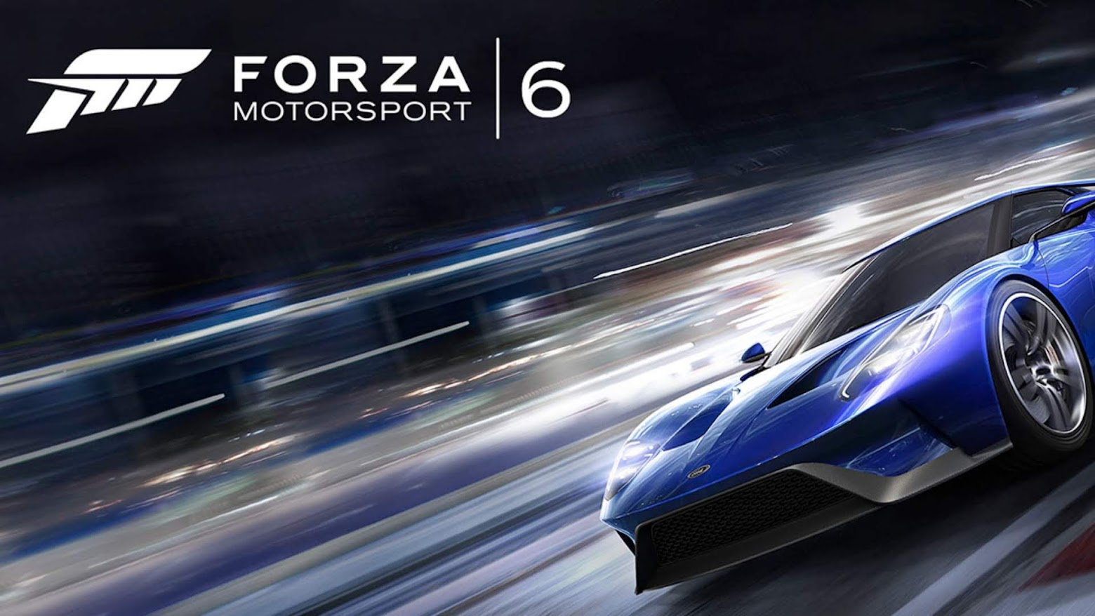 Forza Motorsport 6 poster
