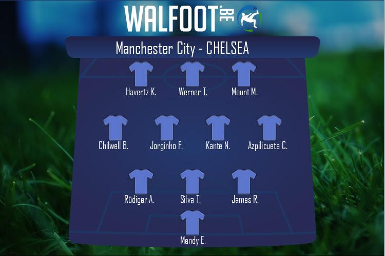 Chelsea (Manchester City - Chelsea)