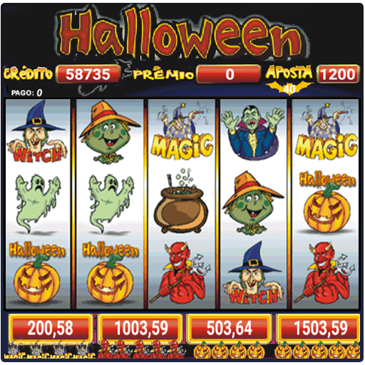 Halloween Slots 30 Linhas Saga 博奕 App LOGO-硬是要APP