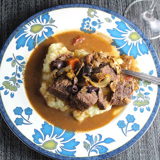 Beef Stew with Porcini Mushrooms