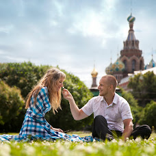 Wedding photographer Sergey Romanovskiy (Rabinovich). Photo of 08.12.2014