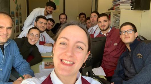 Catorce alumnos del IES Almeraya viajan a Marruecos para enriquecer su cocina