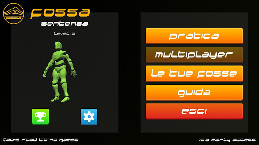 Fossa screenshot 1