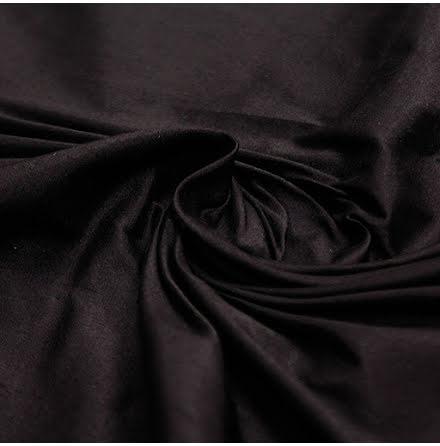 Dupion -svart