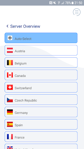 VPN free & secure fast proxy shield by GOVPN 1.5.1 Apk for Android 3